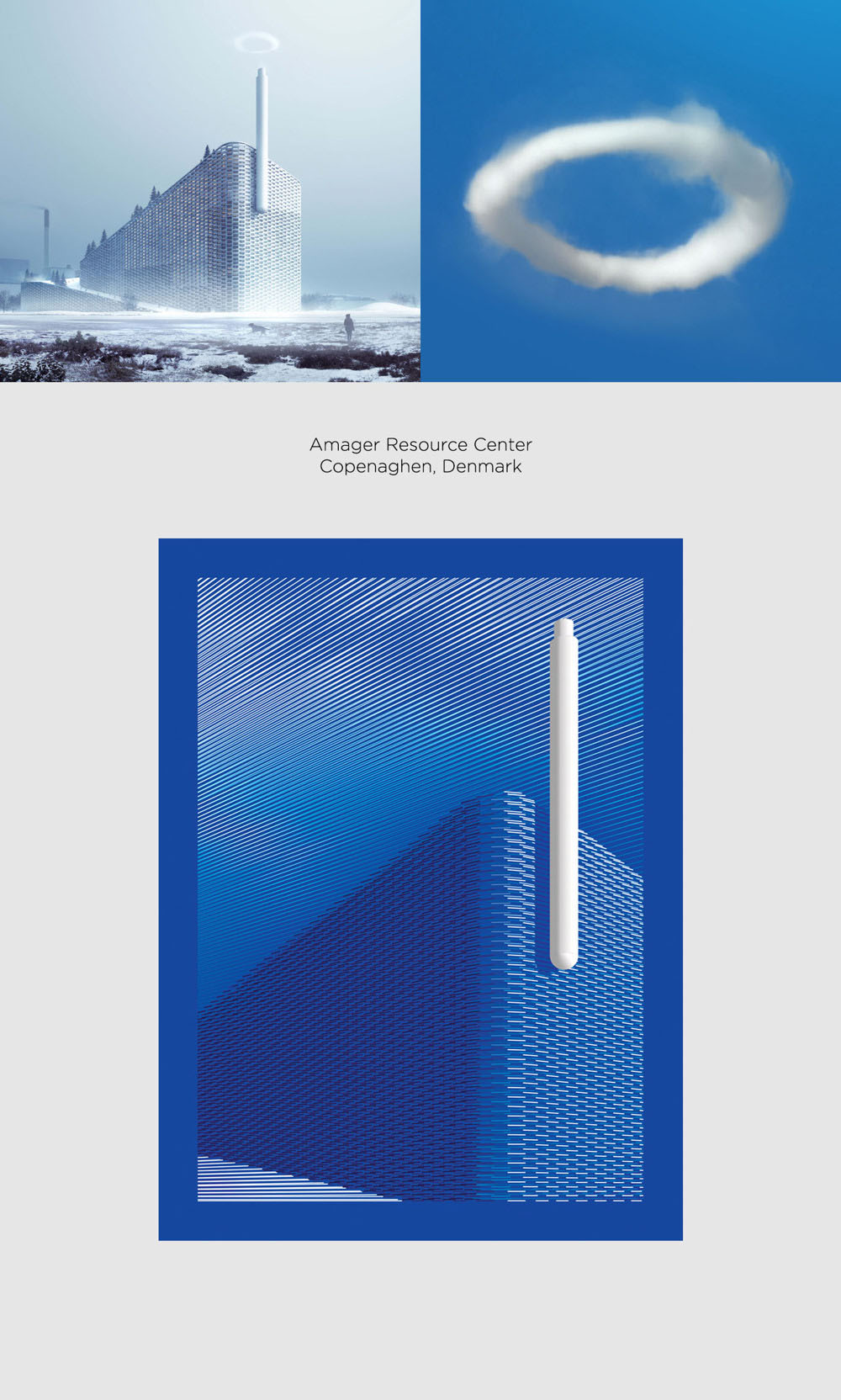 Amager Resource Center by Bjarke Ingles Group (BIG) poster