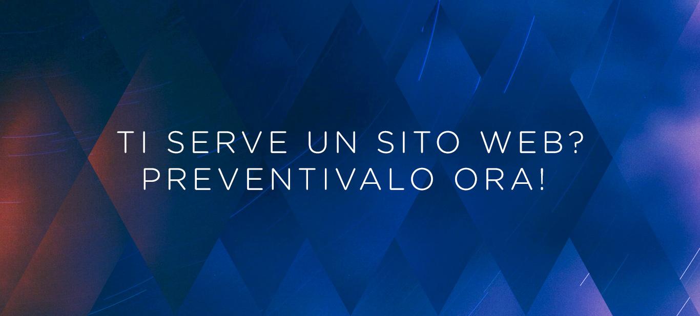 preventivo sito web